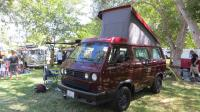 4-wheel drive Westfalia Vanagon at Nor-Cal Bus Fest - August, 2016