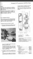 Bentley nose cone detail 58-60