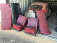 fastback pigalle seats