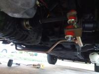 heavy duty sway bar