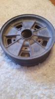 My prototype  Empi / Speedwell magnesium BRM wheel