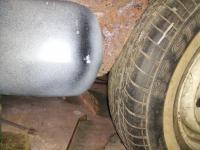 Bumper orientation