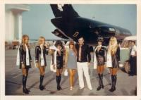 Hef, Bunnies, the Playboy Jet....and Bus