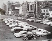 New Haven, Connecticut in the '50s...