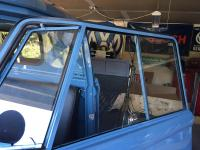 1955 Single Cab Top Window Frames