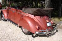 1959 Karmann Kabriolett - on the road again
