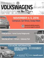 Volkswagens on the River 15