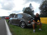 5,300 km road trip to spa belgium
