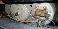 1977 instrument cluster wires