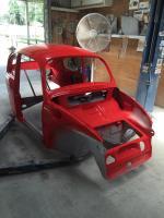 Quicky Baja Build