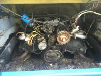 73 Thing Buggy Engine Compartment