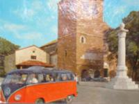 samba postcard
