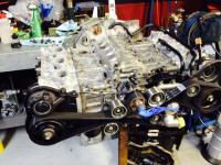 Rebuilt Subaru EG33