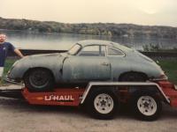 `51 Pre A 356 Porsche