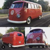 Restored 1960 swr kombi with a/c