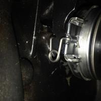 Throwout bearing collar/adapter