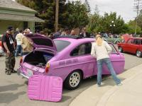 Custom Purple Fastback