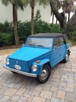 1974 - blue thing