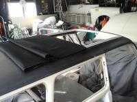 Legacy Products Sliding Ragtop