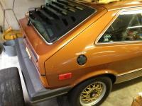 1980 Scirocco w/ Callaway Turbo