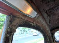 Custom road kill interior