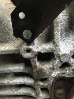 Vanagon-diesel bracket-1