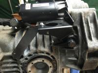 Vanagon diesel slave bracket