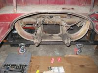 Rear Dolly System Installed