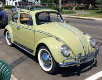 Doug the '60 Bug reactivated 6/15/2016 with China 16s