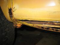 1971 Deluxe Bus Teardown 11 - Dec 16, 2010
