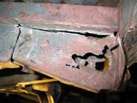 1971 Deluxe Bus Restoration 14 - Mar 11, 2011