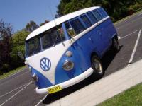 TinPants' old Bus