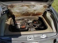 63 Notchback Type 3 1500 motor