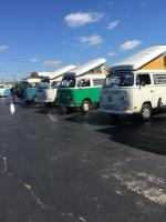 Crystal Lake VW Fest 2016 Vehicles