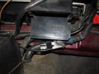 Ford heater valve