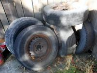 Free wheels, tires, and covers in Seattle