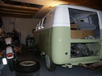 1960 Mango/Gull Gray Microbus