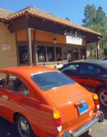 VW Fun Challenge: Your VW near a German restaurant or pub