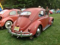 56 Beetle at show for sale