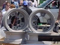 Rare 13 inch wheels from Australia