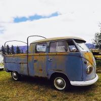 60 patina double cab