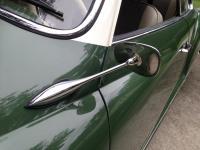 NOS swan neck Ghia mirror