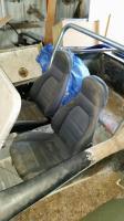 Buggy seats