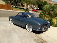 1959 dolphin blue coupe