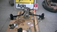 swing axle conversion