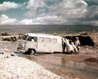 Barndoor Bus owned by Torgny Sommelius