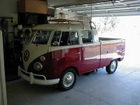 1965 crewcab bought at Kelly park