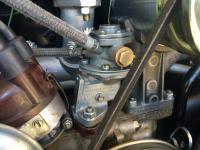 Pierburg fuel pump install