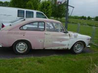 My 1968 Type 3 Fastback project
