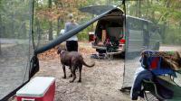 Hurricane Matthew Camping Evacuation